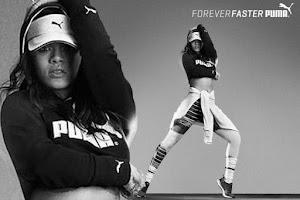Puma Hadirkan Rihanna Sebagai Model Iklan