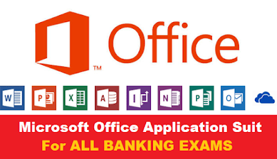 Shortcut key of Microsoft Office Application Suit