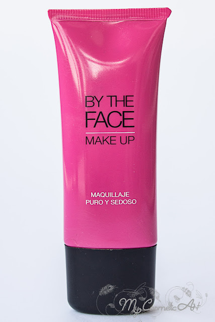 Base de maquillaje para pieles grasas de By The Face.