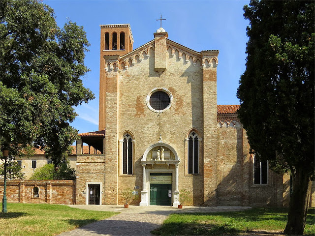 Church of Sant'Elena, Castello, Venice
