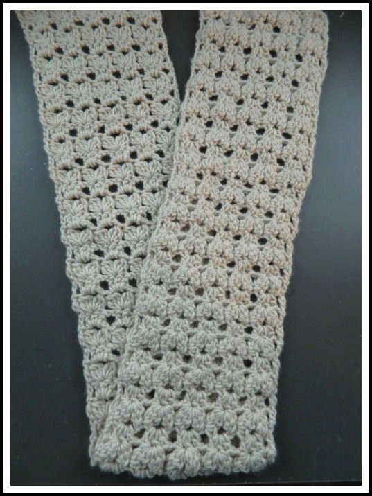 Free Crochet Patterns for the Beginner and the Advanced: VIDEO: Flat ...