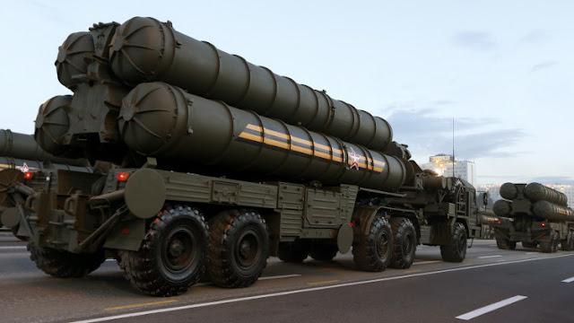 """تركيا تشتري منظومة الدفاع الجوية الروسية """"إس 400"""""""
