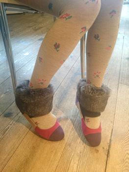 タビオの靴下