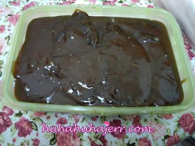 Resepi Dodol Pressure Cooker:  5  Hingga 10 Minit Dah Siap ....!
