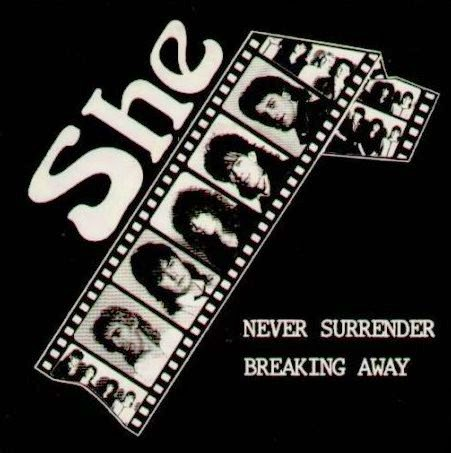 She Never surrender 1985 aor melodic rock