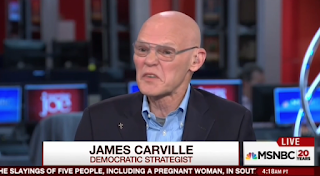Carville: 'Somebody Is Going To Hell' Over Clinton Foundation Attacks