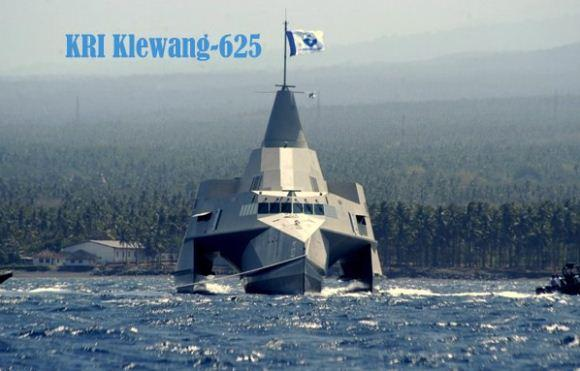 KRI Klewang-625