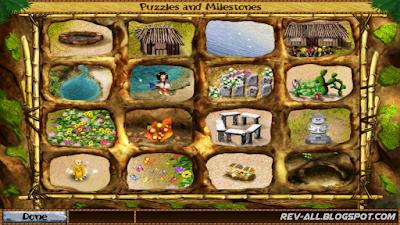 Tutorial tips trik panduan menyelesaikan puzzle virtual villagers 1 origin  by rev-all.blogspot.com