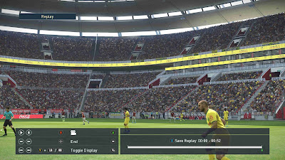 PES 2019 Stadium Ligue 1 Boards by Buzzy