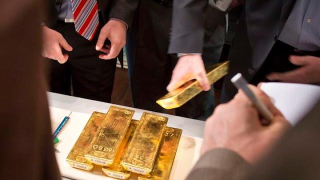 Φρενίτιδα από τις κεντρικές τράπεζες για αγορά χρυσού