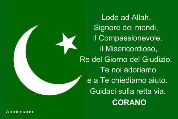 Amato Aforismario®: Frasi e Versetti del Corano MT68