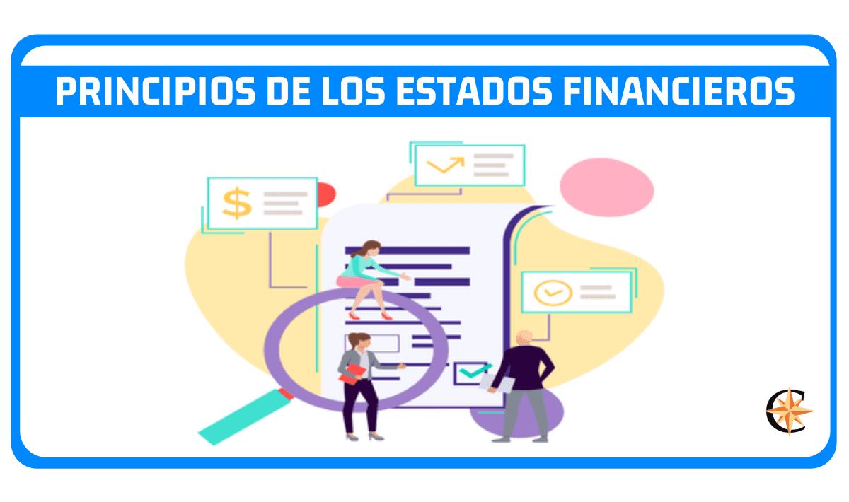 Los principios de los estados financieros