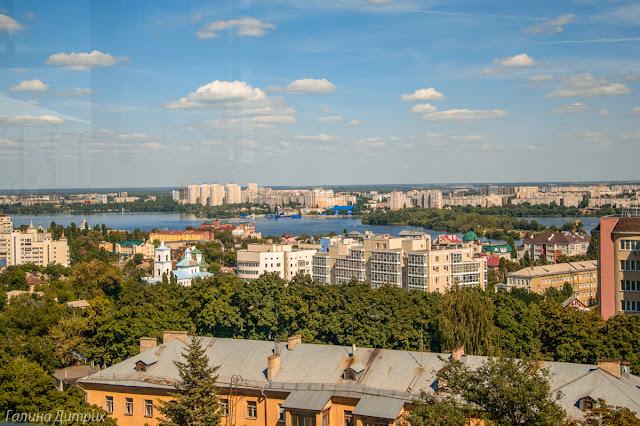 Воронеж со смотровой