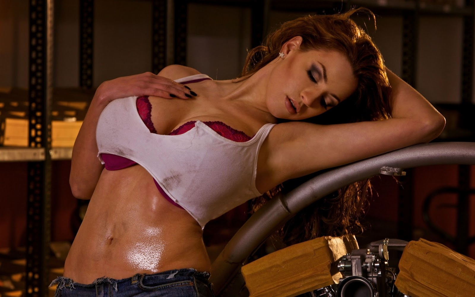 Jordan Carver Busty Babe  Housewife Fucked-4205