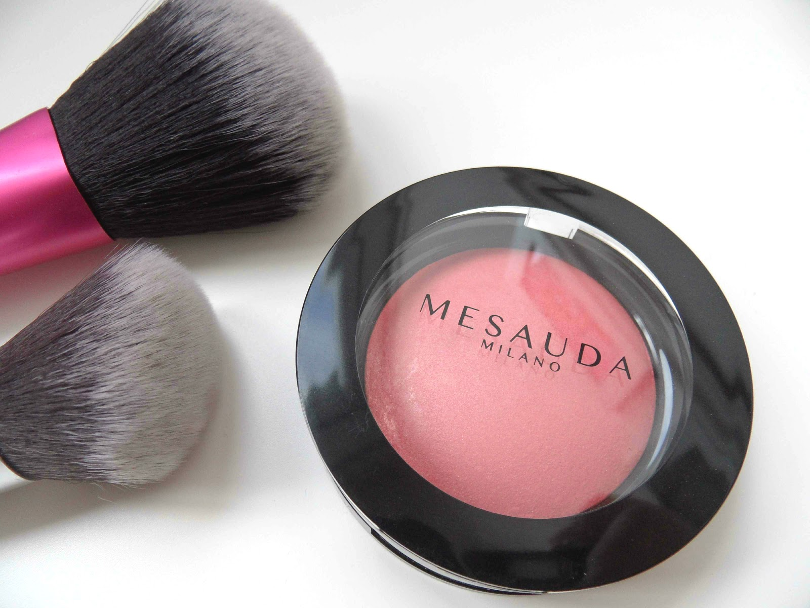 Mesauda Baked Blush review EyelinerFlicks