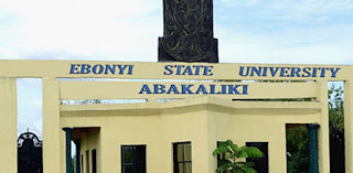 EBSU UTME Departmental Cut-Off Marks 2020/2021