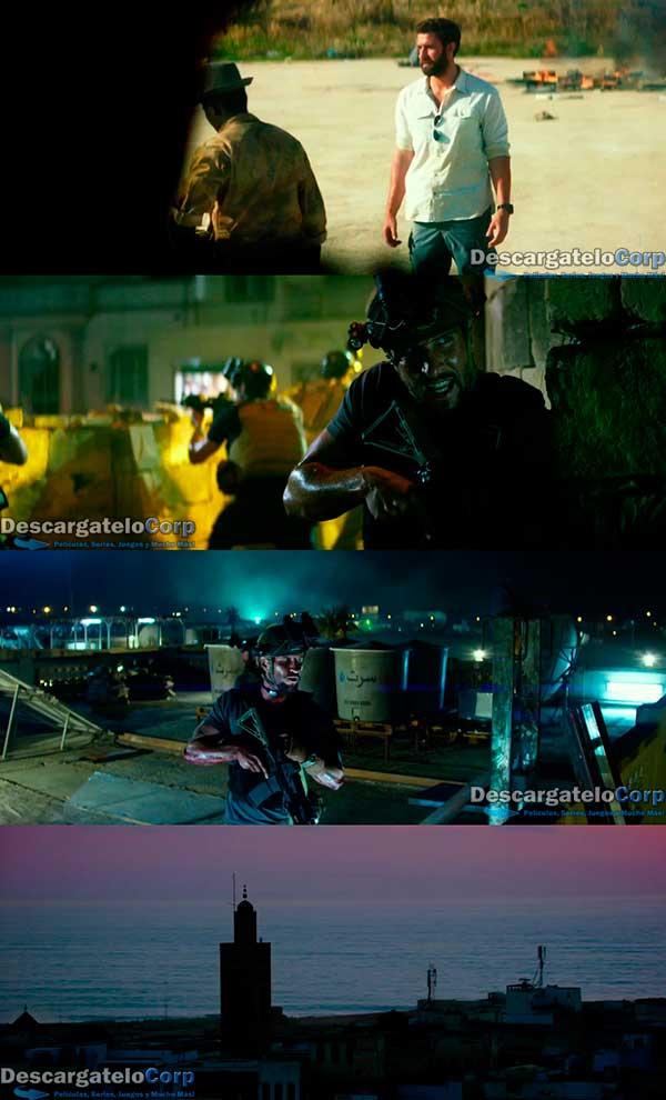 13 Horas Los Soldados Secretos de Bengasi HD 720p Latino