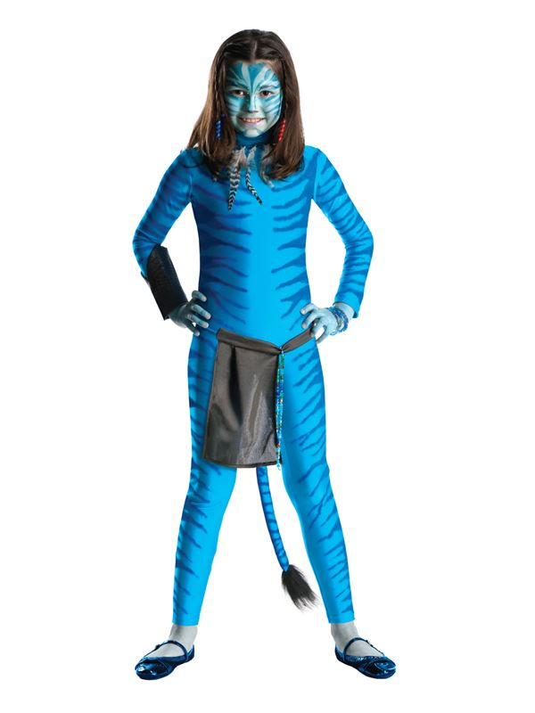 Unique Avatar Halloween Costumes For Kids