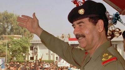 لعنه الإسم تلاحق صدام حسين الهندي