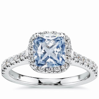 ring listing to engagement ice blue hexagon au il sapphire white