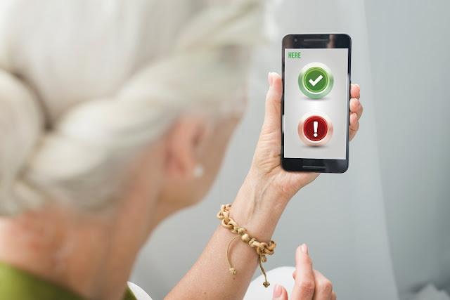 app para localizar a las personas mayores
