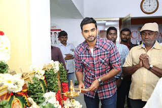 Nenjamellam Kadhal Tamil Movie Pooja Stills  0023.jpg