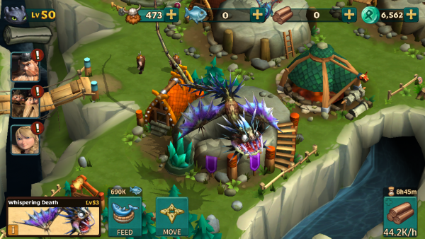 Download Dragons Rise of Berk MOD APK 1.22.14 | JRS-TECHNO