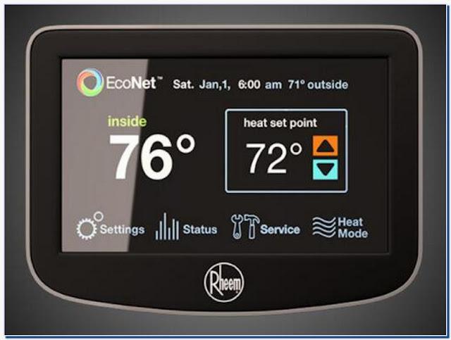 Best Thermostat for Rheem Heat Pump