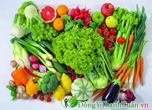 Ăn nhiều thực phẩm có chất xơ - Cách bảo vệ dạ dày