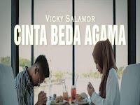 Lirik Lagu Ambon Cinta Beda Agama, Vicky Salamor