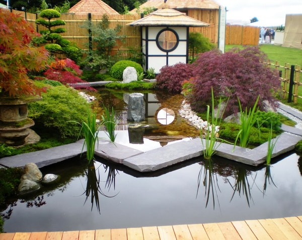 Amazing Unique Japanese Gardens Design Ideas To Inspire 7