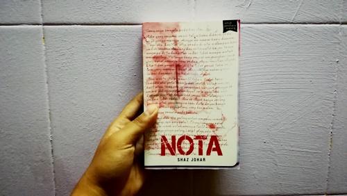 Review Novel Fixi : Nota oleh Shaz Johar