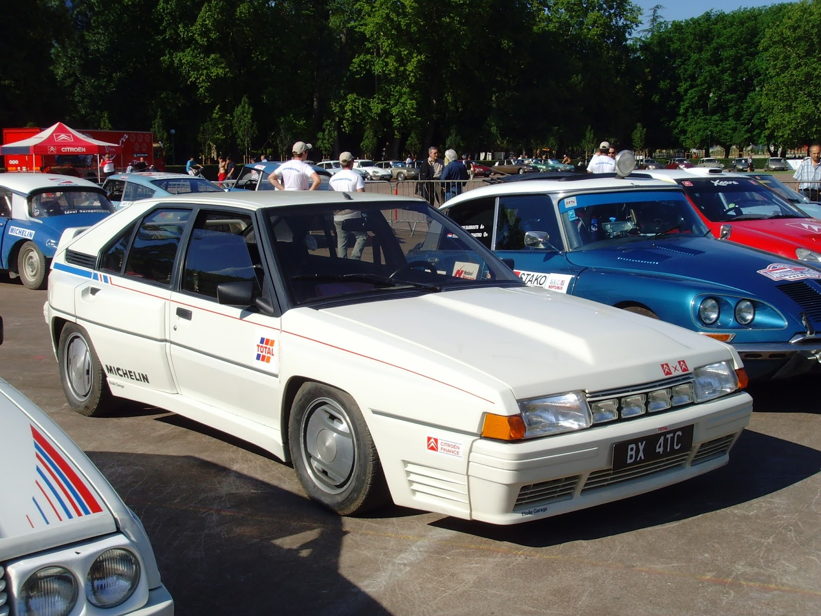 Motoring-Malaysia: The Group B Rally Car that every one has ...