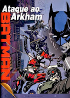 Batman: Assalto em Arkham – Dublado