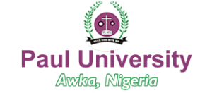 Paul University Post-UTME/Direct-entry Admission forms