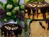 Bizcocho de Nata y Chocolate en Microondas