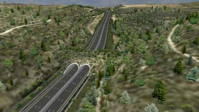 Zorros, hienas, y otros animales tendrán su propio puente en la Carretera 1