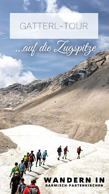 Übers Gatterl auf die Zugspitze | Alpentestival Garmisch-Partenkirchen  | Gatterl-Tour auf die Zugspitze über ehrwalder Alm und Knorrhütte