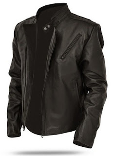 Gambar Leather Jacket Iron Man