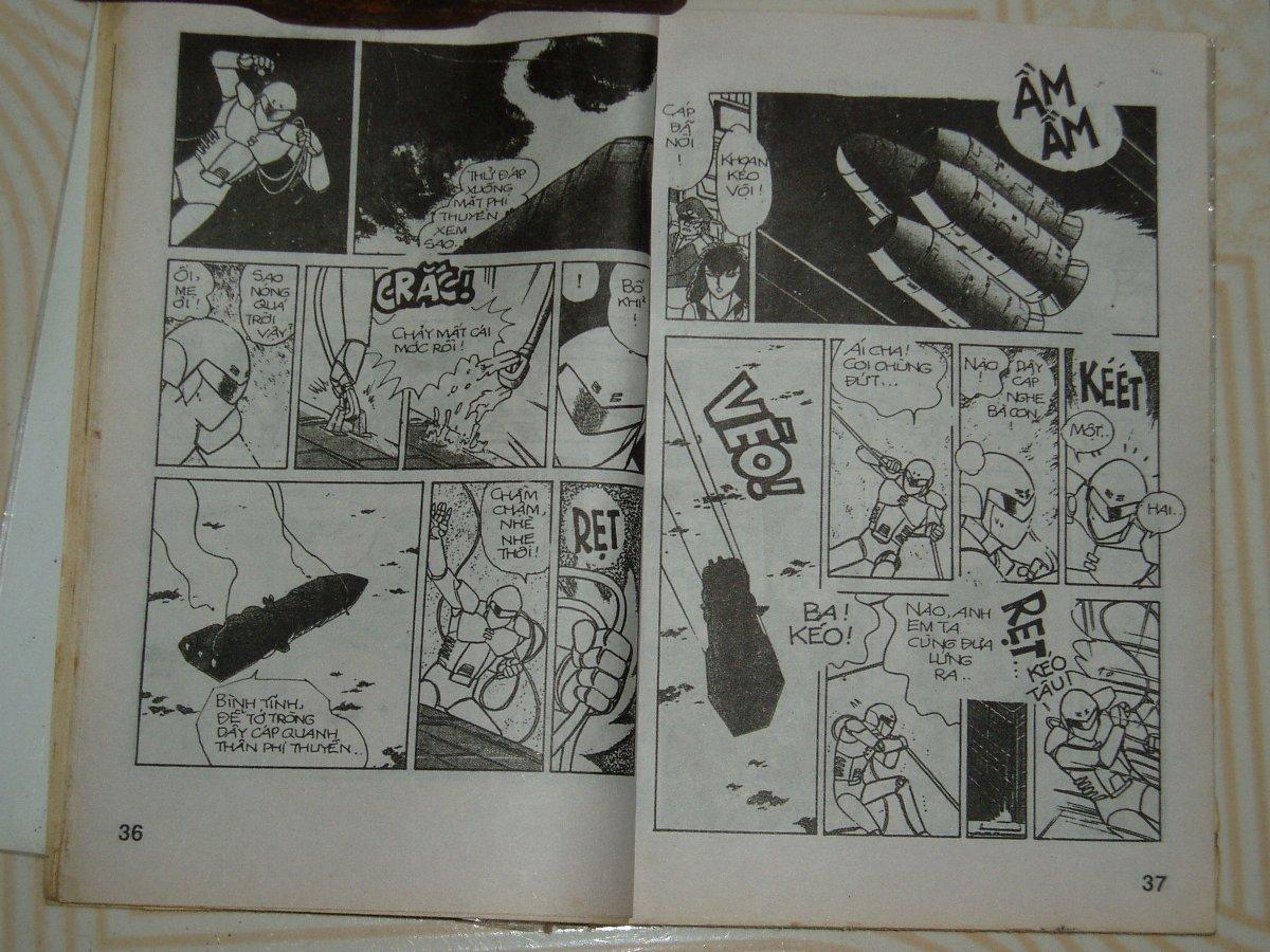 Siêu nhân Locke vol 01 trang 17