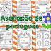 AVALIAÇÃO DE PORTUGUÊS PARA SÉRIES INICIAIS DE ALFABETIZAÇÃO, IMPRIMIR E COLORIR