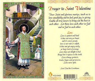 http://www.discountcatholicproducts.com/Saint-Valentine-Laminated-Prayer-Card-P9955.aspx