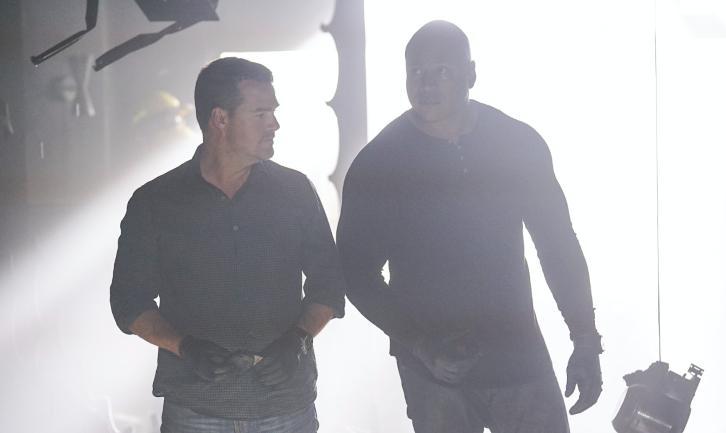 NCIS: Los Angeles - Episode 9.10 - Forasteira - Promotional Photos & Press Release