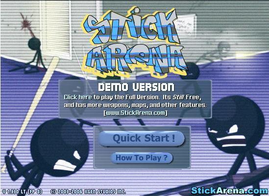 Stick Arena Demo 117