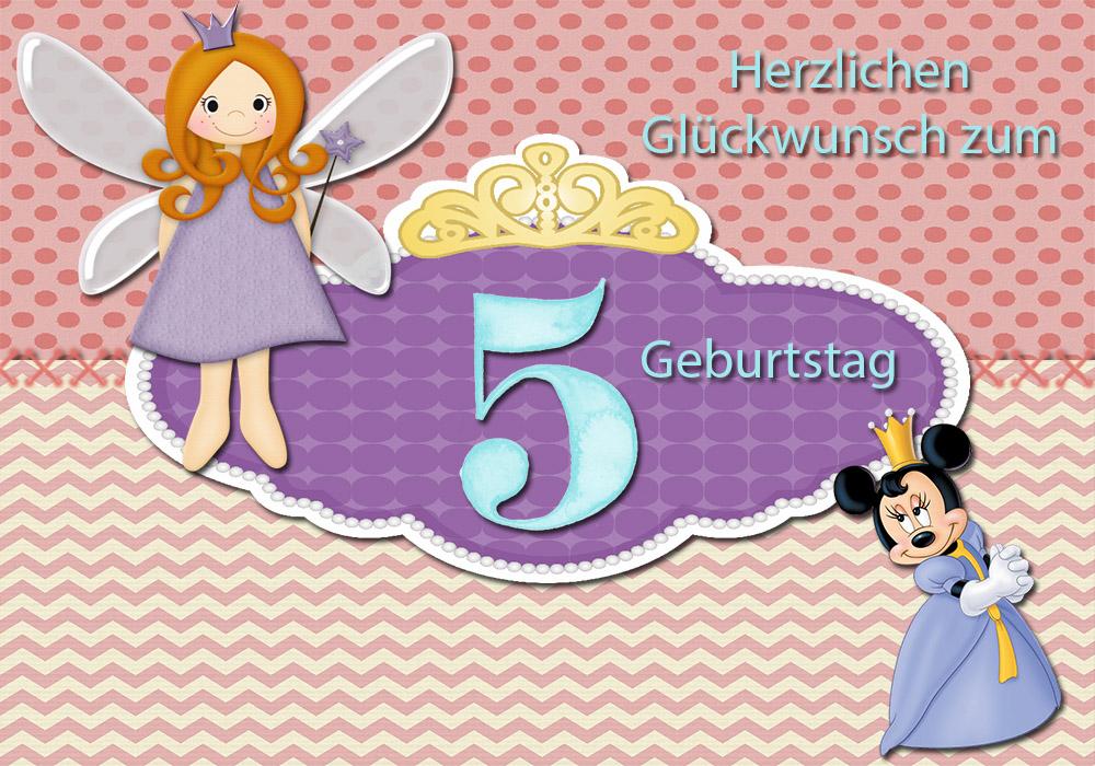 Gluckwunsche Zum 6 Geburtstag