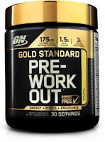 pre work-out gold standard