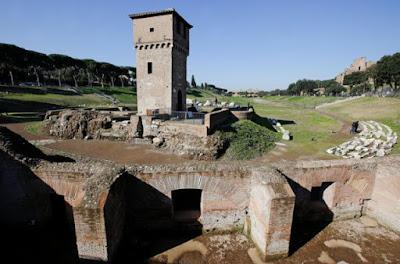 Επισκέψιμο για το κοινό το Circus Maximus στη Ρώμη