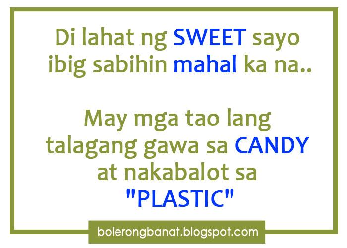 Quotes para sa plastik | Claritin or stahist
