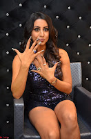 Sanjjana at her best expressions as aggresive cat   beautiful Actress Sanjjana Exclusive Pics 042.JPG