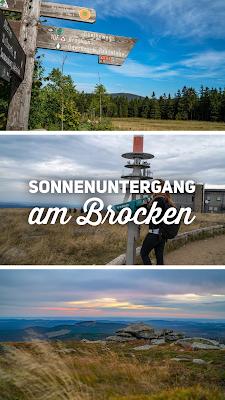 Sonnenuntergangstour im Harz | Der Goetheweg auf den Brocken | Wandern in Bad Harzburg | Torfhaus Nationalpark Harz